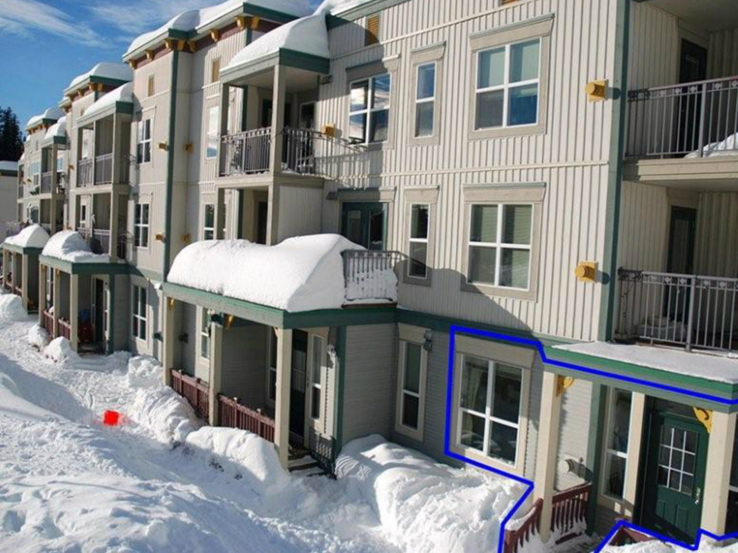 Silver Star Stays - Snow Place Like Home