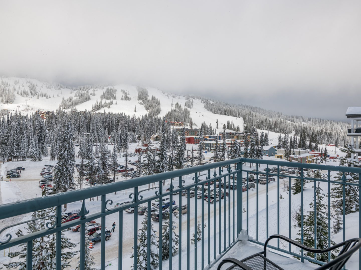 Silver Star Stays - The View Upper